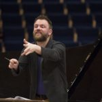 Tomas Djupsjöbacka continues as Principal Guest Conductor of the Lapland Chamber Orchestra
