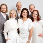 Lauluyhtye Rajaton kiertää syksyllä Suomea